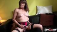 Boob flat lady mature - Agedlove mature lady got hradcore sex
