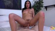 Pov sex with a beautiful girl Enjoy morning sex with beautiful marley -sucks and fucks for sperm in mouth