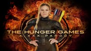 Aqua force hunger season teen Teen hottie katniss fulfills her fuck fantasy hunger games a xxx
