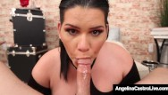 Bbw chat rooms north dakota Cant pay rent bbw angelina castro face fucks her renter for room board