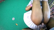 Jelena handjob pornhub - Riskiest blackteen misssionary sexy on golf course on pornhub hd