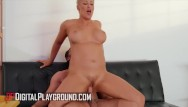Keely coles porn - Digitalplayground - housewife ryan keely gets a nice load in her mouth