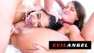 Evil anal 9 - Evilangel - jane wilde adriana chechik really out-slut themselves