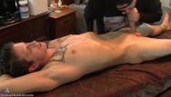 Gay massage on xtube - Quinns thick cock pulsed everything my finger hit his prostate
