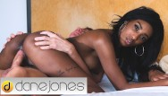 Ebony babe pussy - Dane jones sexy black uk babe asia rae cant get enough of his big dick