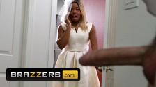 Brazzers – Curvy ebony bride to be Nina Rivera loves anal
