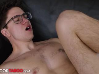 NextDoorTaboo – Stepdad Watches Son Masturbating