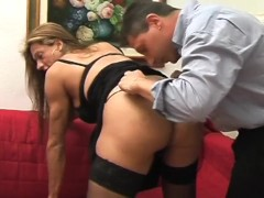 Transexual Italian Anal Story - Vol. #11
