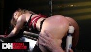 Pussy sub Deviant hardcore - sub lyra louvel gets dominated and bound