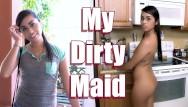 Porn fucking the housekeeper Bangbros - latin housekeeper eva saldana fucks her big dick client