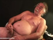 sexy mature amateur george jacking off