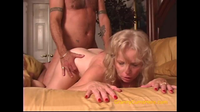 slutty grannys need cock too