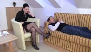 Teenage femdom stories - Femdom feet smelling ladies