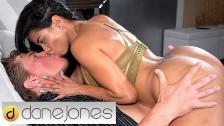 Dane Jones big ass latina sexy mom canela skin gives big cock best blowjob