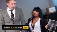 Tactical officers ass Brazzers - big tit valentina ricci takes huge brit cock in the office