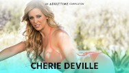 Ovguide adults - Cherie deville sucking fucking compilation - adult time