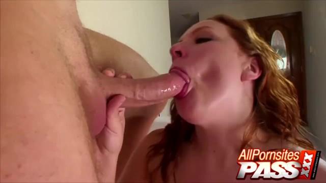 big boobs redhead rebecca lane blowjobs