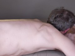 Wootsii :: Spouse Plumbs Internal Cumshot Into Wifey In After Work Quickie