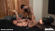 New yrok gay bath club Bromo - hipster botten gets pounded by hunk jay austin and rikk york