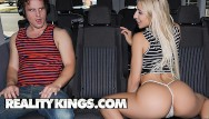 Dick in jeeves butt - Reality kings - bubble butt abella danger does anal in car