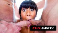 Face fucked 2 torrent Evilangel - jenna foxx face fucked by 2 white dicks