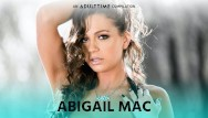 Girly lesbian orgy Abigail mac all girl compilation - orgy, scissoring more adult time