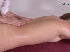 Virgin Teen Jugs And Puss Massagea