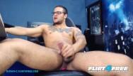 W w gay fire Flirt4free - dirian c - hot sexy latino w big dick rides his ohmibod toy