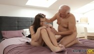 Erotic invisible man - Daddy4k. man has troubles with computer but not with his big cock