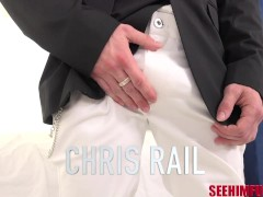 Chris Rail: Teenager Tongue In His Taut Asshole