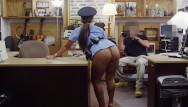Ass big blonde xxx Xxxpawn - big booty latin police woman tries to sell her gun, ends up selli
