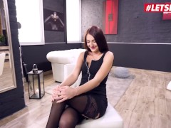 Her Confine - Juicy Rump Babe Katy Rose Takes A Xxl Big Black Cock Up Her Ass