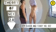 Funny naked tv programme Naked and funny. no 002.