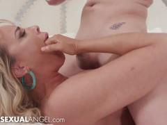 Transsexualangel - Aubrey Kate Makes Dana Dearmond Her Bitch