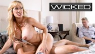 Husband watches wife and neighbor fuck Wicked - brandi loves husband watches her fuck another man