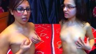 Wild mature lesbian Wild lesbian whores performing live on live webcam with black strapon