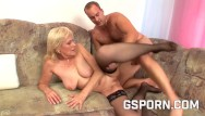 Blonde whore fucked - Whore granny want a big cock for her tight pussy