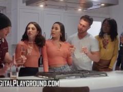 Digital Playground - Warm Lesbian Act With Karlee Grey & Paige Owens