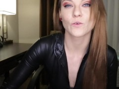 Agent Erin Makes You Jizz 3x In The Motel Room