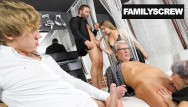 Adult spanking club free video Family visits a swingers club for the first time