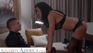 Moms we want to fuck Naughty america reagan foxx fucks fan who wants a naught step mom roleplay