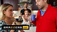 Redhead straight Brazzers - gorgeous lacy lenon loves to get fucked by james cock