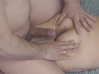Homemade amateur anal sex a couple of reality.
