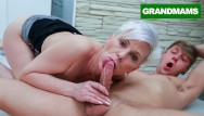 Hot granny sex video Granny wants a piece of my cock