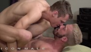 Gay illustrated sex Icon male - step brothers love to have anal sex
