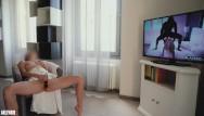 White teen girl fucked White girl masturbates while watching bbc porn