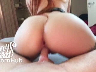 MORNING SEX ENDS WITH CREAMPIE – ANNY WARD