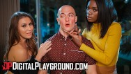 Hudgens naked zac efron Digitalplayground - paige owens helps out ana foxxx in a hot threesome