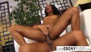 Black girls who luv pussy Ebony marie luv strips off her bikini