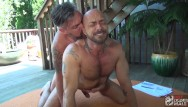 The gay torrents Hunk jessie colter rimmed and fucked by hung uncut daddy